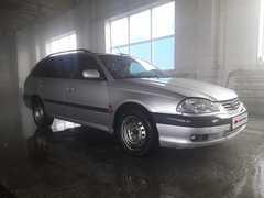 Кетово Avensis 2001