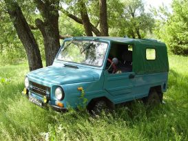 Байкальск ЛуАЗ-969 1988