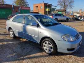 Краснодар Corolla 2005