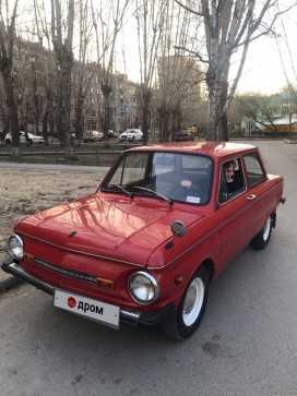 Тюмень Запорожец 1992