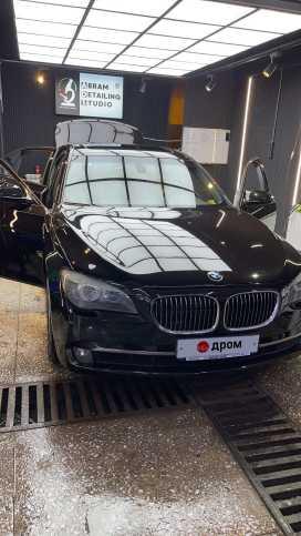 Иркутск BMW 7-Series 2011