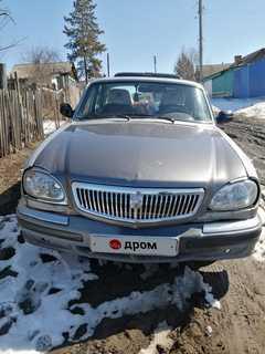 Шилка 31105 Волга 2005