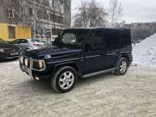 Екатеринбург G-Class 2000