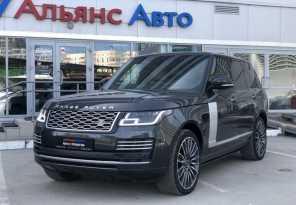 Казань Range Rover 2019