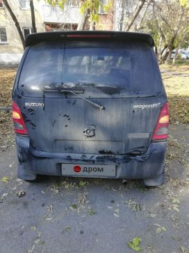 Wagon R Plus 2000