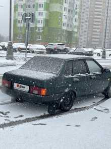 Москва 21099 2003