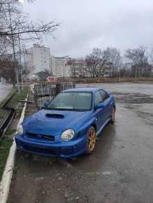 Судак Impreza WRX 2000