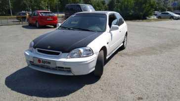 Шадринск Civic 1998