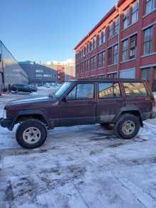 Москва Cherokee 1989