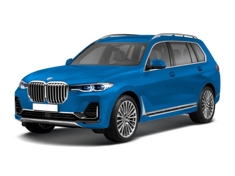 Москва BMW X7 2021