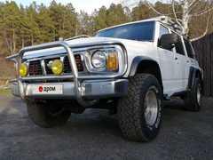 Барнаул Patrol 1992