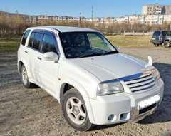 Магадан Suzuki Escudo 2004