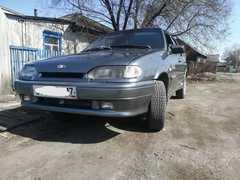 Кызыл 2114 Самара 2012