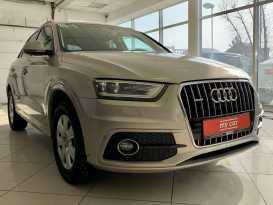 Пермь Audi Q3 2013