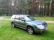 Ковров Forester 2006
