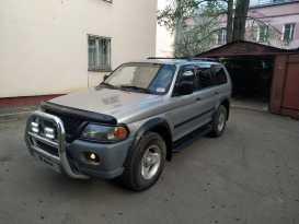 Воронеж Montero Sport 2001