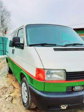 Нягань Transporter 2001