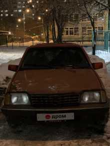Москва Ascona 1988