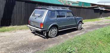 Горно-Алтайск 4x4 2131 Нива 2011