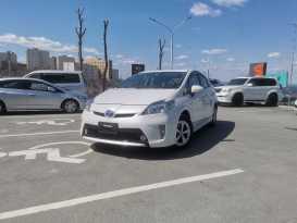 Владивосток Prius 2014