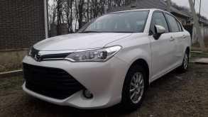 Краснодар Corolla Axio 2017