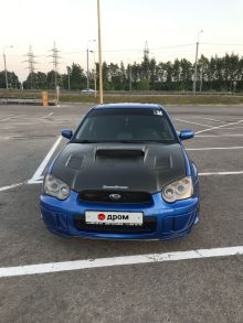 Ярославль Impreza WRX 2005