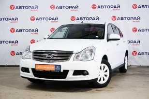 Ульяновск Almera 2013