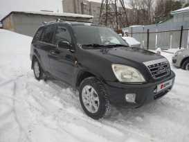 Уфа Tiggo T11 2012