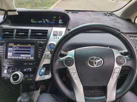 Хабаровск Prius Alpha 2013