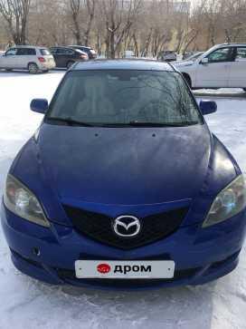 Магнитогорск Mazda3 2006