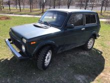 Тольятти 4x4 2121 Нива 1998