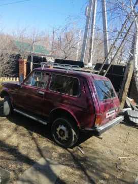 Омск 4x4 2121 Нива 1996