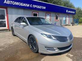 Пермь MKZ 2013
