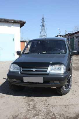Иркутск Niva 2005
