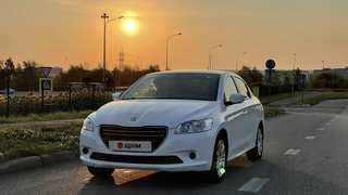 Казань Peugeot 301 2013