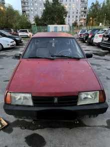 Москва 2109 1995
