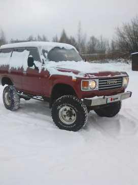 Новочебоксарск Land Cruiser 1986