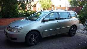 Щёлково Corolla 2005