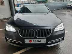 Москва BMW 7-Series 2014