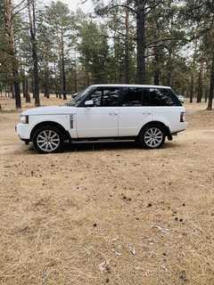 Чита Range Rover 2011