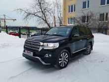 Москва Land Cruiser 2017
