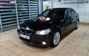 Петрозаводск BMW 3-Series 2008