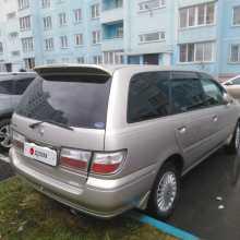 Новосибирск Presage 2001