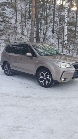 Иркутск Forester 2012
