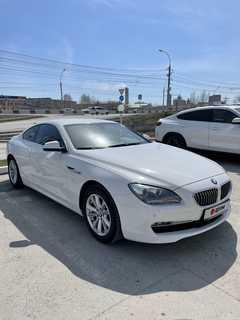 Новосибирск BMW 6-Series 2014
