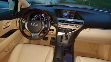 Сургут Lexus RX350 2012