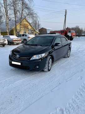 Котлас Corolla 2012
