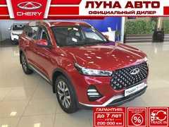 Новосибирск Tiggo 7 Pro 2021