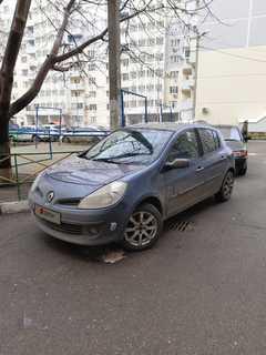 Краснодар Clio 2008