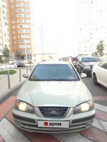 Москва Elantra 2006
